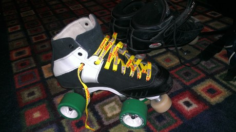 Meet your new skates!